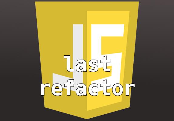 Refaktor #4