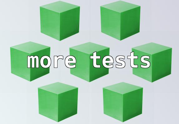 Még több teszt