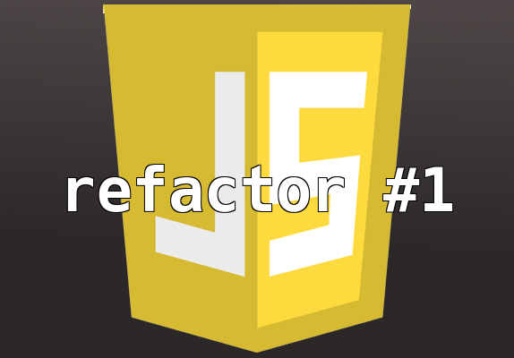 Refaktor #1