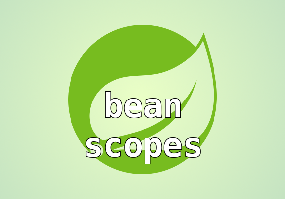 Bean scopes