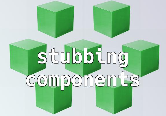 Stub komponens