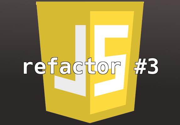 Refaktor #3