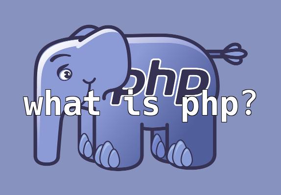 Mi is az a PHP?